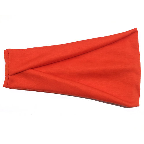 Calypso Orange Tri-fold