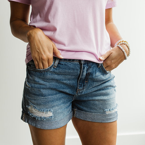 Perfect Cuff Shorts