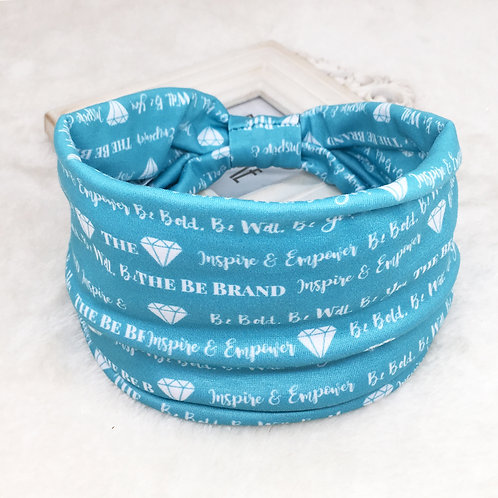 Tiffany Blue Be. Brand