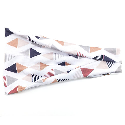 Earthy Triangles Trifold