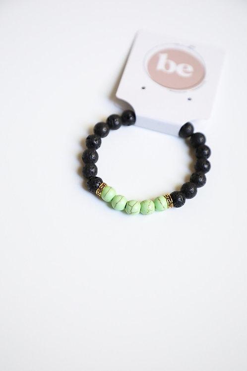 Green Lava Bracelet