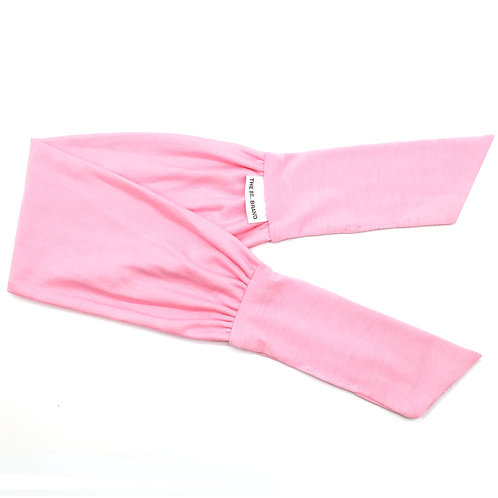 Pink & On Point Tie-Up