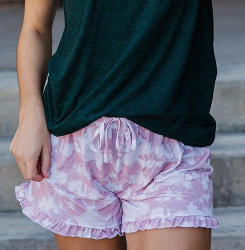 Cotton Candy Lounge Shorts