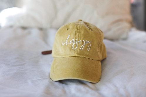 Choose Joy Ball Cap