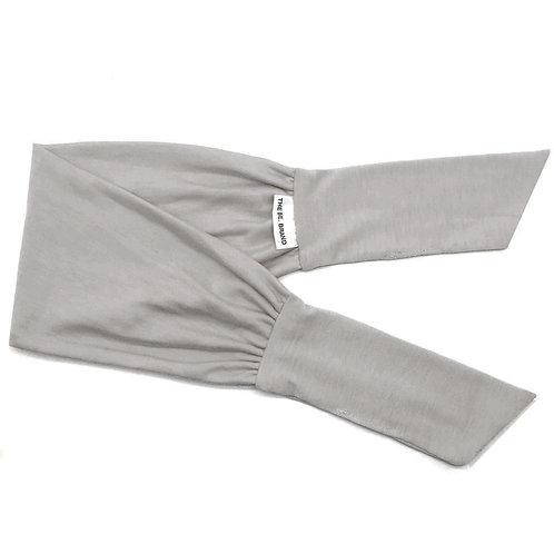 Grey Tie-Up