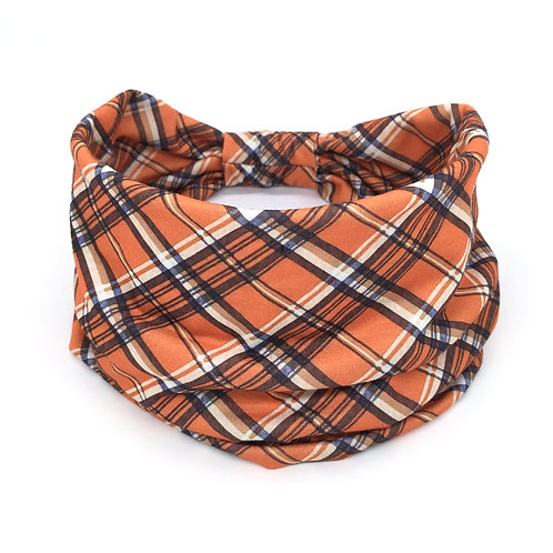 Pumpkin Pie Plaid