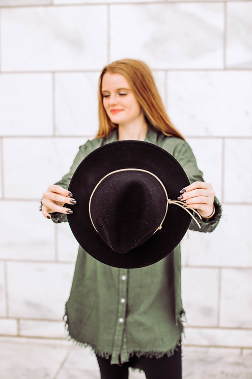 Camilla Felt Hat