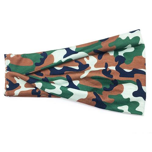 Camouflage Tri-fold