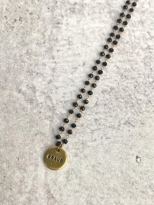 Brave Serenity Necklace