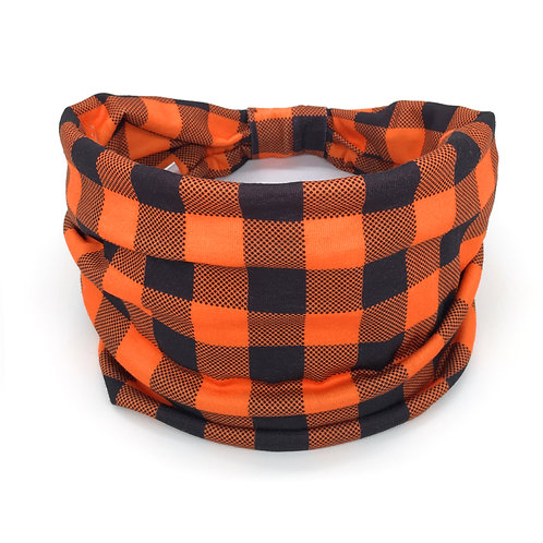 Trick or Treat Plaid