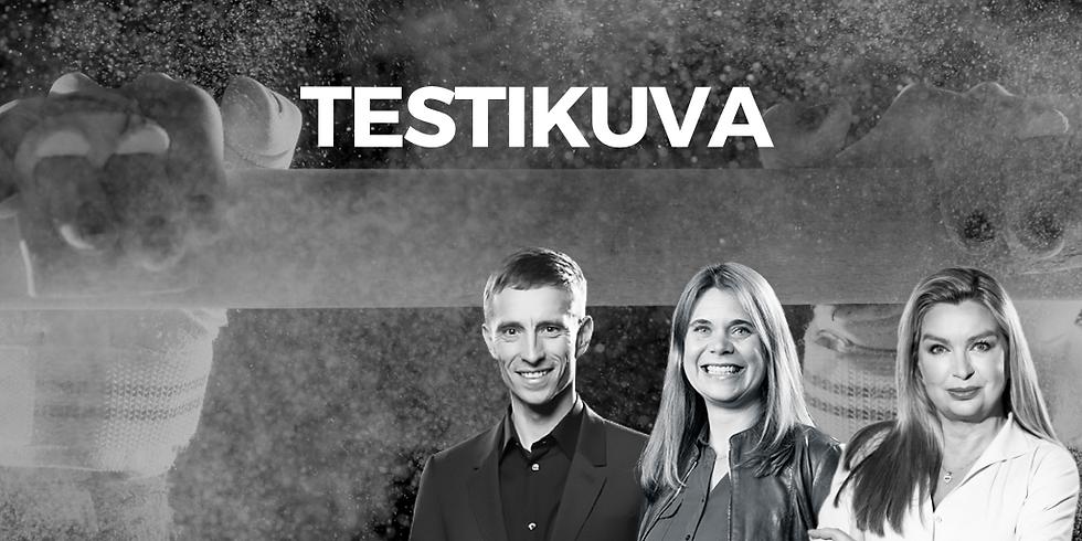 Testi: Kirjanpitäjästä talouden asiantuntijapalvelun ammattilaiseksi 15.7., 16.7., 14.8., 19.9., 15.5., 14.4.