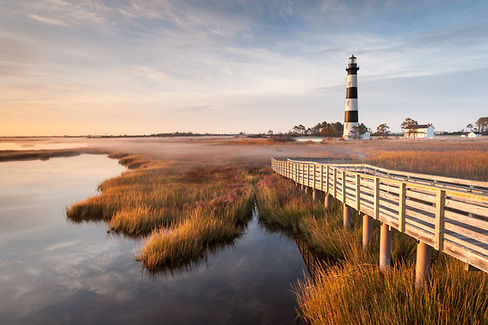 Couples Therapy in the Outer Banks, North Carolina lighthouse