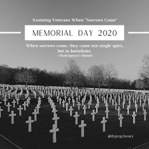 "Assisting Combat Veterans ""When Sorrows Come . . ."""