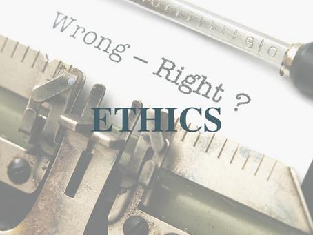 Ethics Preamble