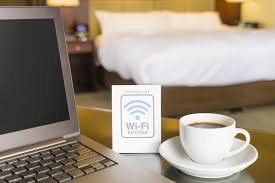 Internet wi-fi gratis nell'albergo