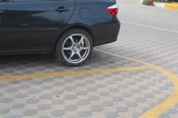 Parcheggio Riccione, all'Ambasciata (posti limitati)