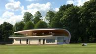 St John's College School, Sports Pavilion - Cambridge