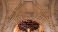 Gonville & Caius, Francis Crick Memorial - Cambridge