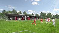 Hauxton Sports Pavilion - Cambs
