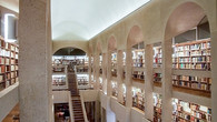 Murray Edwards College, Library - Cambridge