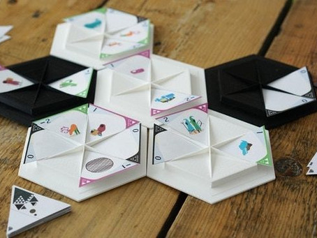 Nunami: an Inuit-designed board game has been released.
