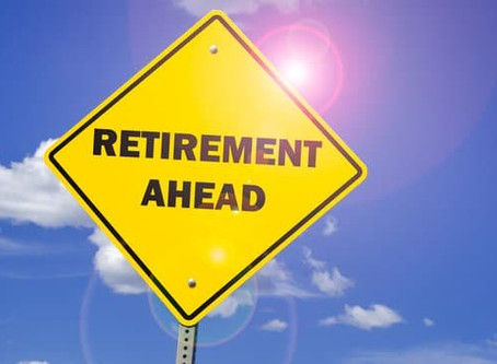 4 key areas of your life that are most impacted after retirement.