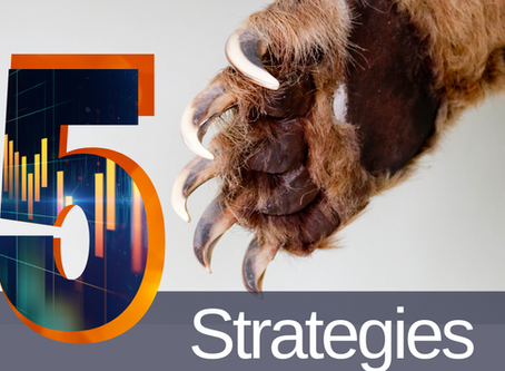 5 Strategies for dealing with a difficult market