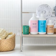 Lessive, liquide vaisselle et savon Bio fabriqués en France