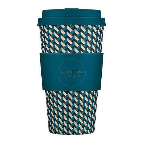 Ecoffee Cup Tasse 470ml en fibres naturelles