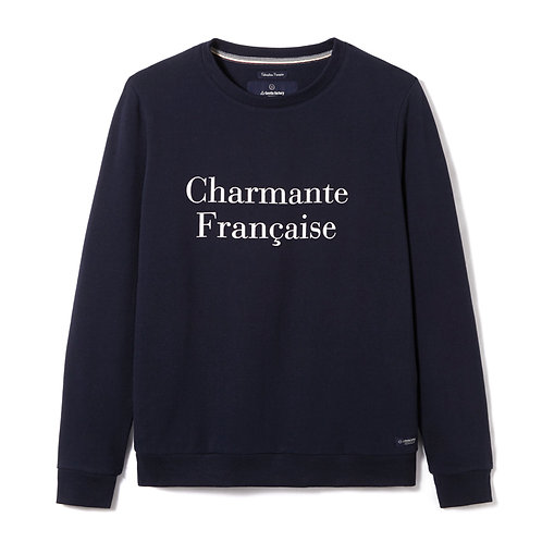 "La Gentle Factory sweat ""Charmante Française"""