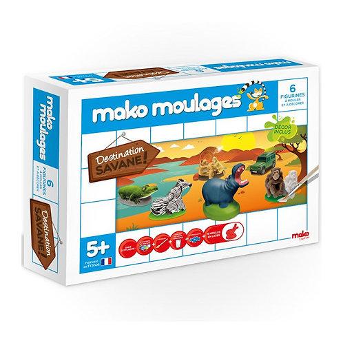 Mako Moulages Destination Savane