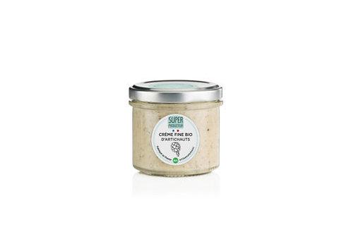 SuperProducteur Crème fine bio d'artichauts