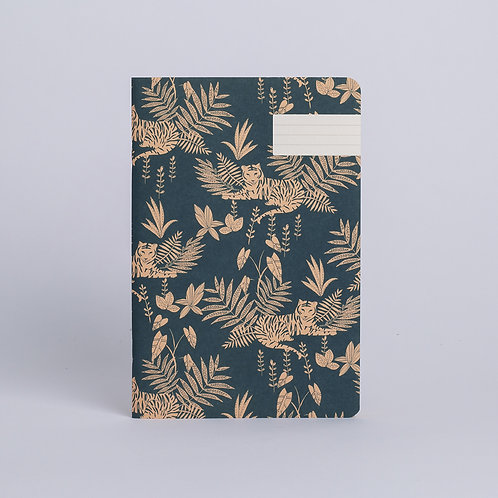 Carnet Jungle Emeraude Season Paper