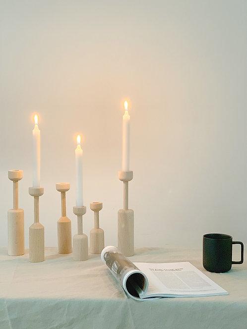 Chandeliers en bois AnSo Design