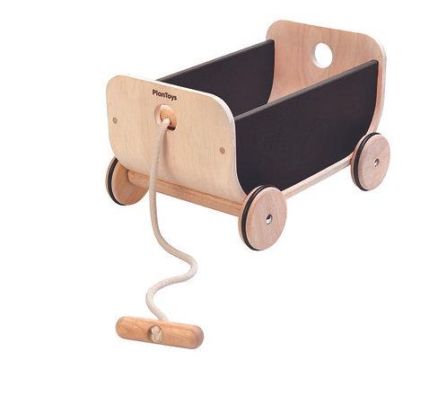 Wagon noir Plan Toys