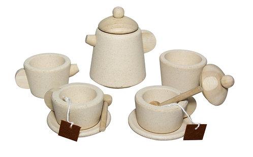Service à thé naturel Plan Toys