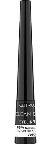 Eyeliner noir Naturel et Vegan - Catrice Clean ID