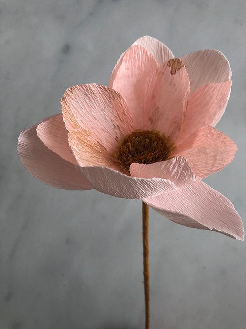 Fleurs en papier faites à la main - Pivoine