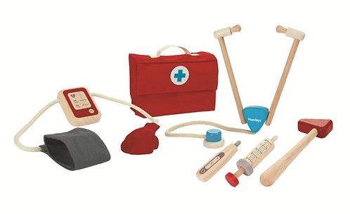 Ma valise de docteur Plan Toys