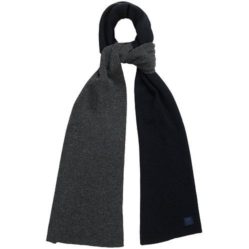 Echarpe en laine bio Knowledge cotton apparel