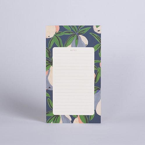Bloc notes Exquise Season Paper