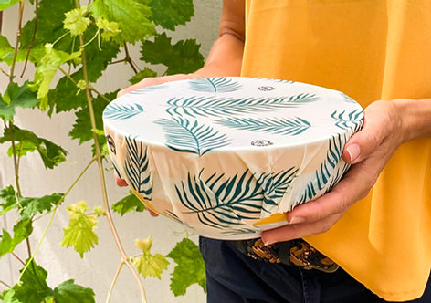 Emballage réutilisable BEE Wrap - format XL