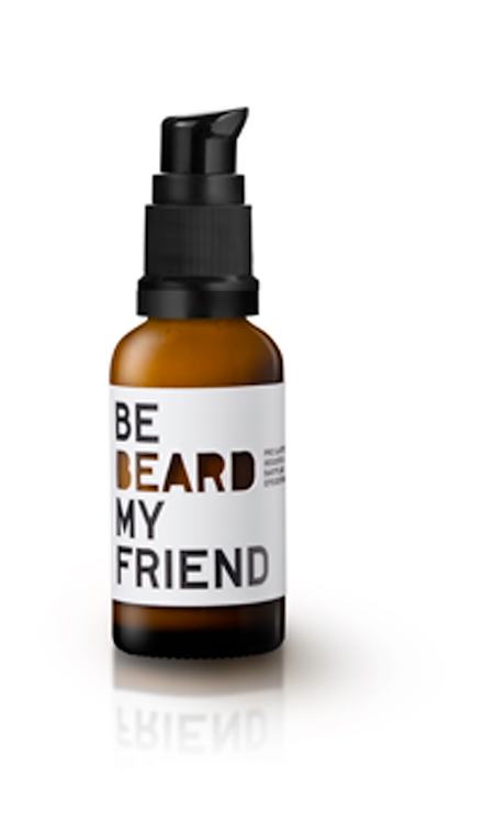 Fluide naturel pour barbe 30ml - Be (...) my Friend