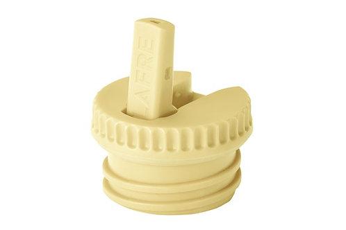 Bouchon à bec pour gourde Blafre jaune pâle