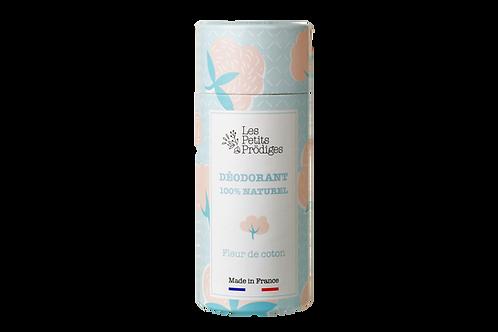 Déodorant 100% Naturel Fleur de coton - Les Petits Prödiges