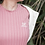 Thumbnail: Tee shirt en Jersey Bio bois de rose Muse and Marlowe