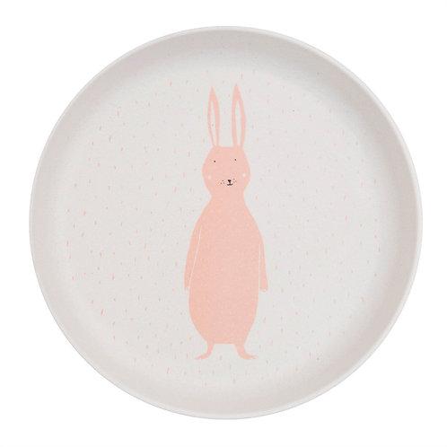 Assiette Miss Rabbit - Trixie