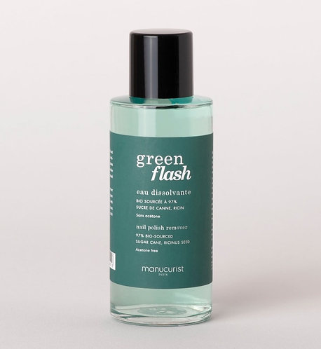 Eau dissolvante Green Flash Manucurist