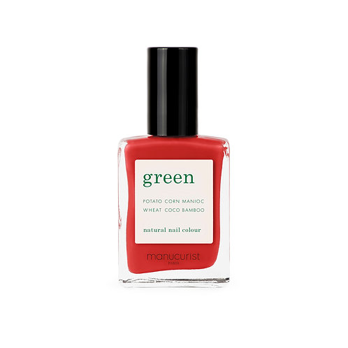 Vernis naturel Manucurist - Poppy Red