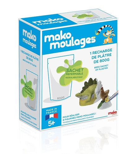 Recharge plâtre Mako Moulages